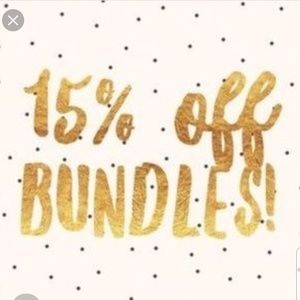 Bundle and Save at least 15%